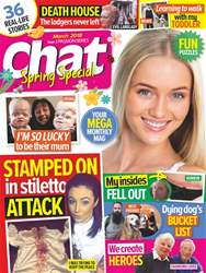 Chat Specials issue Spring Special