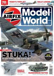Airfix Model World issue   April 2018