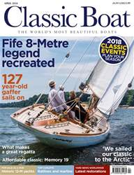 Classic Boat issue Apr-18