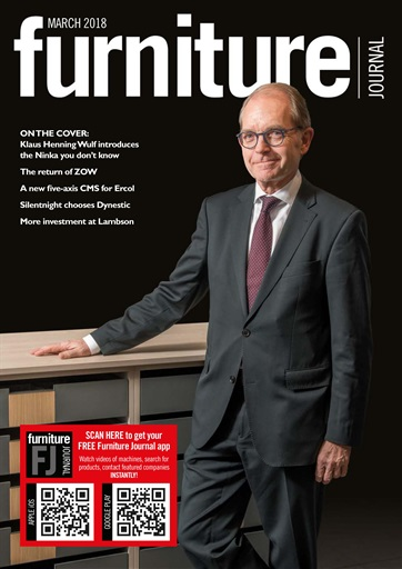 Furniture Journal Magazine Preview