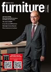 Furniture Journal Magazine Magazine Cover