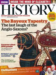 BBC History Magazine issue March 2018