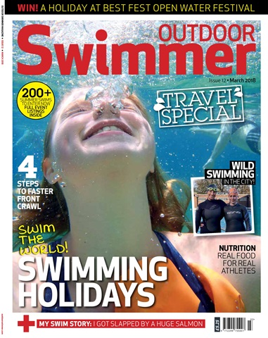 Outdoor Swimmer issue March 2018