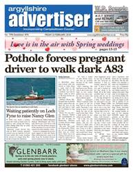 Argyllshire Advertiser issue 23 February 2018