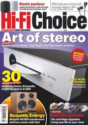 Hi-Fi Choice issue Mar-18