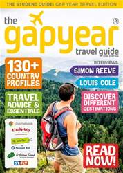The Gap Year Travel Guide issue The Gap Year Travel Guide 2018