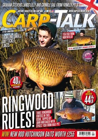 Carp-Talk issue 1214