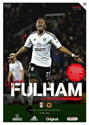 Fulham v Wolves 2017/18 issue Fulham v Wolves 2017/18