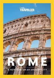 Rome 2018 issue Rome 2018