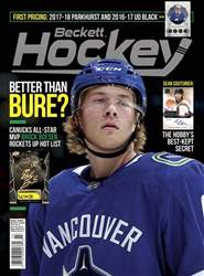 Beckett Hockey issue March 2018