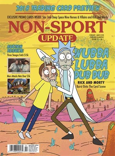 Non-Sport Update Preview