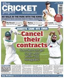 The Cricket Paper issue 23rd February 2018