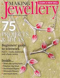 Making Jewellery issue April 2018