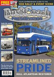 Bus & Coach Preservation issue   April 2018