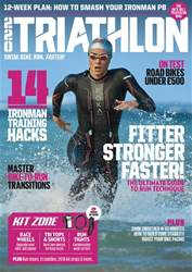 220 Triathlon Magazine issue April 2018