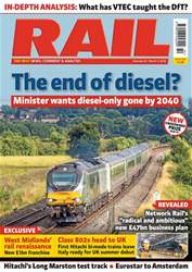 Rail issue Issue 847