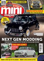 Mini Magazine issue April 2018