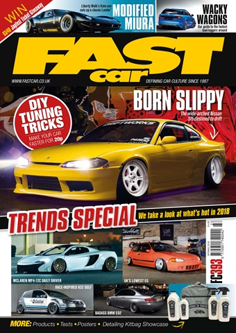 Fast Car issue Spring 2018