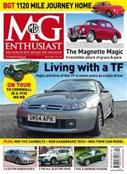 MG Enthusiast issue April 2017