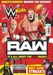 WWE Kids issue No.133