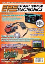 Everyday Practical Electronics issue Apr-18