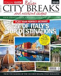 Italia! Guide issue City Breaks 2018