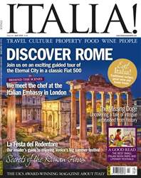 Italia! issue Apr-18