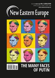 New Eastern Europe issue March-April 2018