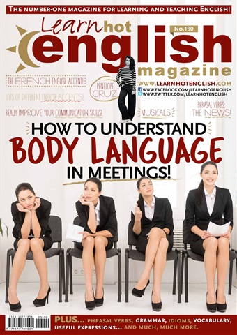 Learn Hot English issue 190