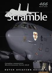 Scramble Magazine issue 466 - March 2018