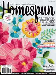Homespun issue Issue#19.3 2018