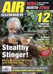 Airgunner issue APR 18