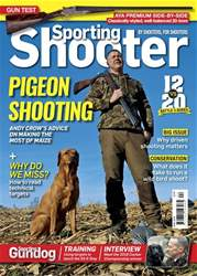 Sporting Shooter issue Apr-18