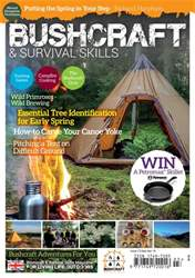 Bushcraft & Survival Skills Magazine issue Issue 73