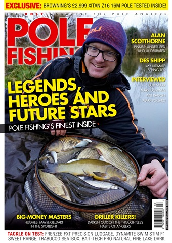 Pole Fishing issue Spring Special 2018
