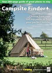 Campsite Finder 2018 issue Campsite Finder 2018