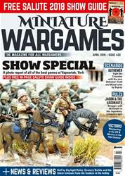 Miniature Wargames issue April 2018 (420)