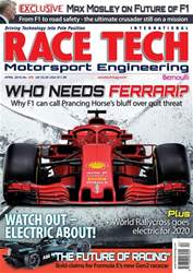 Race Tech issue Race Tech Issue 209