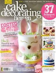 Cake Decorating Heaven Issue 71 issue Cake Decorating Heaven Issue 71