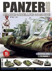 Panzer Aces issue PA56