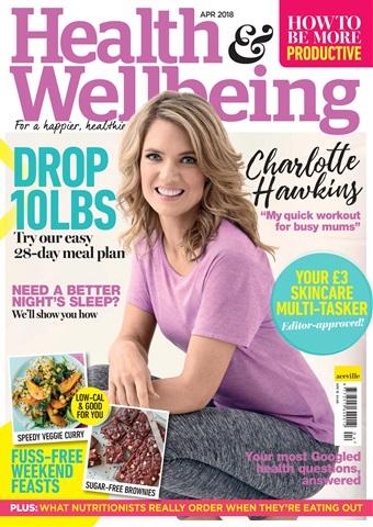 Health & Wellbeing issue Apr-18