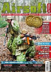 Airsoft Action issue April 2018