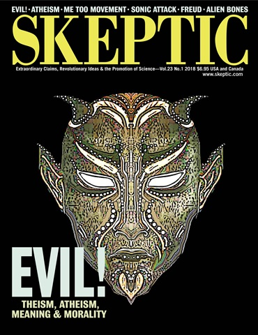 Skeptic issue 23.1