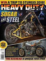 Heavy Duty Magazine Cover