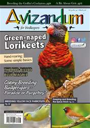 Avizandum issue March 2018