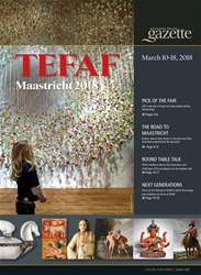 TEFAF 2018 issue TEFAF 2018