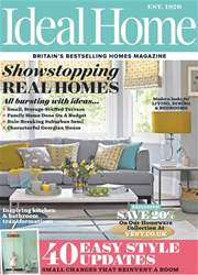 Ideal Home issue April 2018