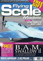 Flying Scale Models issue April 2018