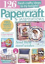 Papercraft Inspirations issue April 2018