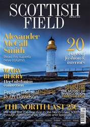 Scottish Field issue April 2018